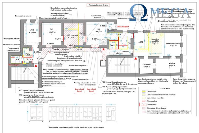 Dimensionamento Progettazione Architettonica E Strutturale Omega Soluzioni Ingegneristiche